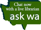 Ask-WA Statewide Virtual Reference